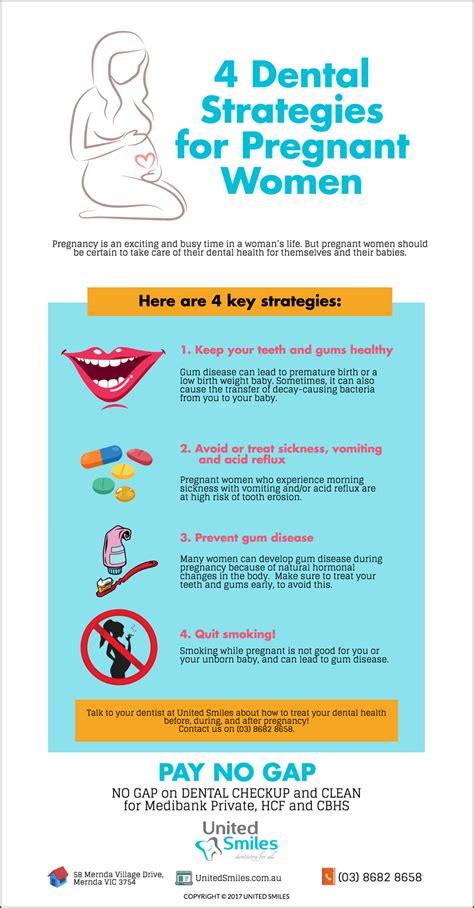oral health tips  pregnant women united smiles