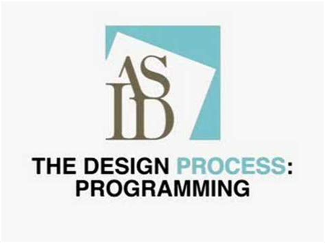 The Interior Design Process by The Interior Design Process