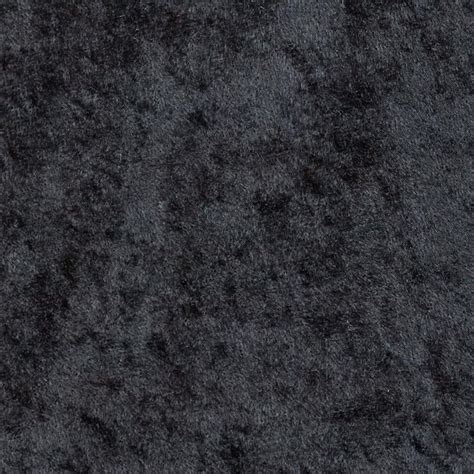 velour upholstery fabric crushed panne velour black discount designer fabric