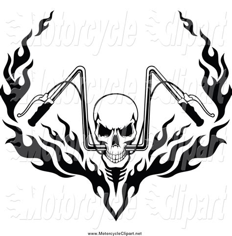 handlebars layout template royalty free logo design template stock motorcycle designs