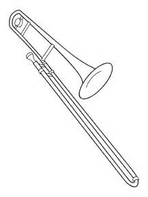 free music instrument coloring pages