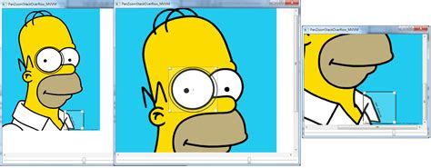 canvas zoom and pan wpf image pan zoom and scroll with layers on a canvas