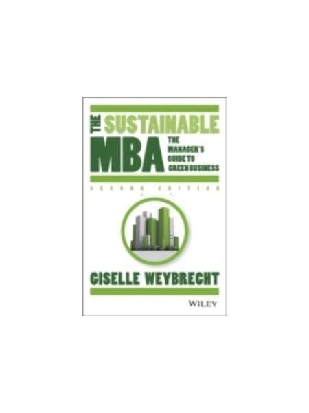 Product Energy Mba by The Sustainable Mba