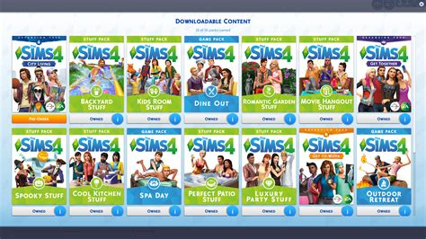 Kidsroom by The Sims 4 Bring Back The Old My Packs With This Mod
