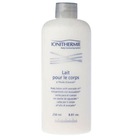 Ionithermie Detox Treatment by Ionithermie Lait Pour Le Corps