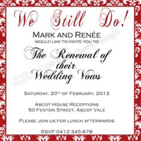 Vow Renewal Invitations Template Best Template Collection Vow Renewal Invitation Templates Free