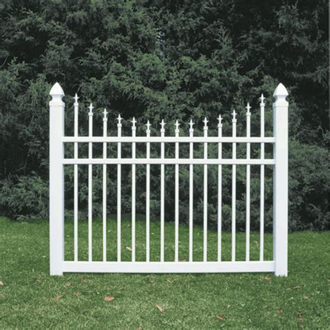 vinyl fence ornamental wrought iron vinyl fence prices pricing cost estimator cost calculator