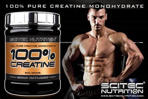 creatine usada scitec 100 creatine monohydrate 500g corposflex