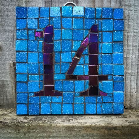 house numbers pattern 17 best images about mosaic house number on pinterest