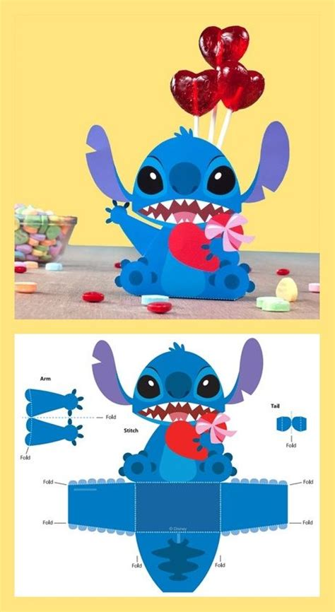lilo and stitch valentines day cards stitch box stitches boxes and boxes