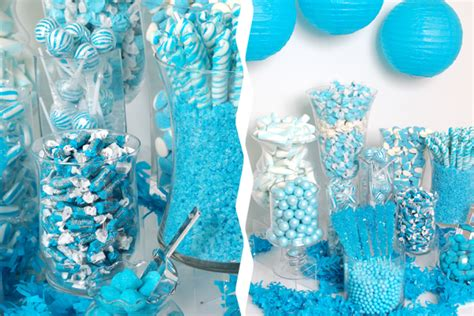 Blue Candies For Baby Shower by Blue Baby Shower Ideas Photo 4 Of 10 Catch My