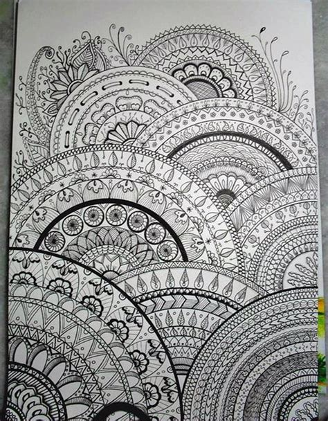 lovely mandalas beautiful patterns 40 absolutely beautiful zentangle patterns for many uses page 2 of 3 bored art