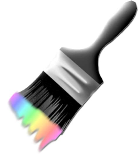 royalty free graphics for your apps a paint brush