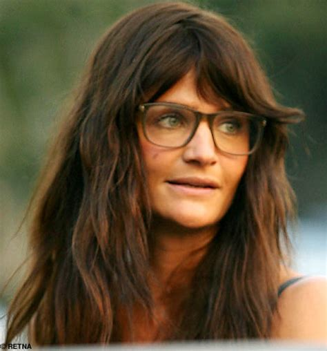 Christensen Sigersen by Helena Christensen Is Looking Worn Out And Geeky
