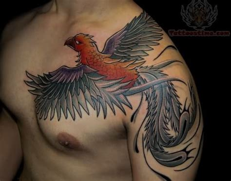 phoenix tattoo meaning japanese phoenix tattoo men on pinterest phoenix tattoos