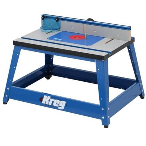 kreg bench top router table kreg precision bench top router table prs2100 the home depot