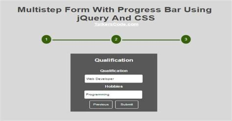 updated display progress bar  page loads  jquery