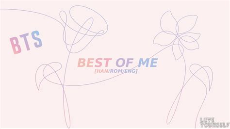 download mp3 bts best of me bts best of me han rom eng youtube
