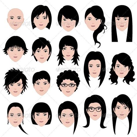 hairstyles for different head shapes hairstyles for different face shapes hair styles i like