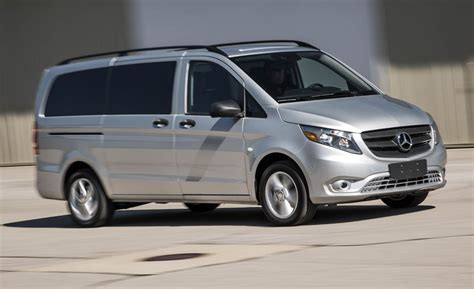 cadillac minivan 2016 2016 mercedes metris passenger test review