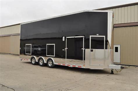 Intech Front And Rear Bumper bsa8530tta6 trailer world of bowling green ky new and used kentucky trailer dealer