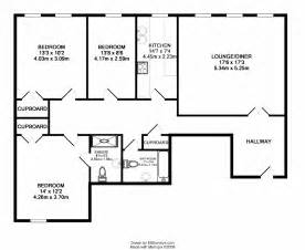 floor plan for 3 bedroom flat 3 bedroom flat house plans