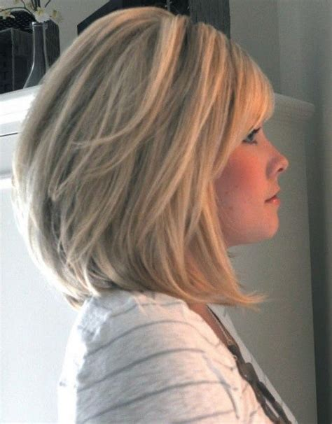 bob haircuts with weight lines shoulder length bob haircut ideas pinterest shoulder