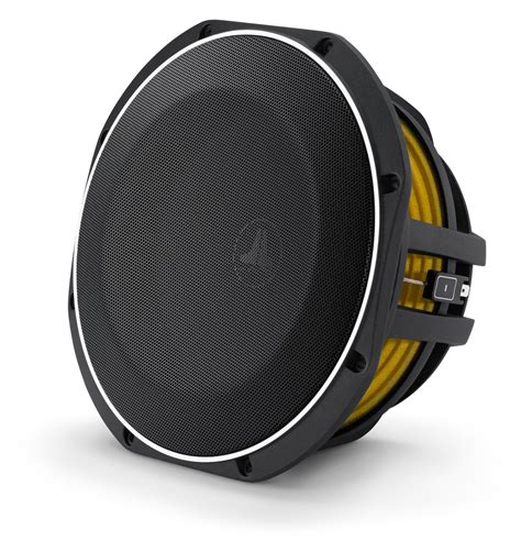 Driver Speaker Subwoofer jl audio 10tw1 4 10 inch shallow subwoofer driver 300w 4遘