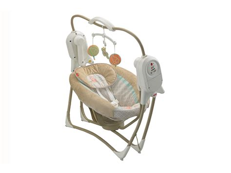 space saver swing fisher price fisher price power plus spacesaver cradle n swing