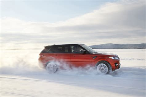 2014 Range Rover Sport Original Pictures Autoevolution
