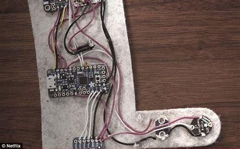 diy battery socks diy smart socks can pause netflix when their wearer falls asleep daily mail