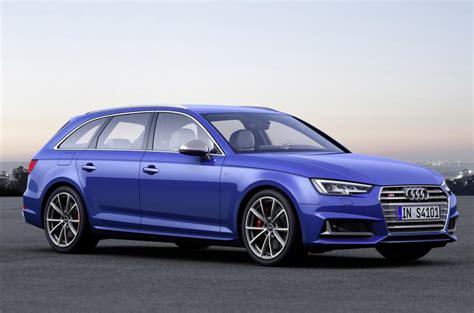 Neuer Audi S4 by 2016 Audi S4 Avant Revealed Autocar