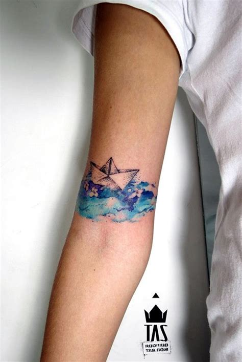 yacht tattoo designs 50 best boat designs tattoos era