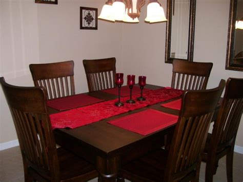 custom table pads for dining room tables home design