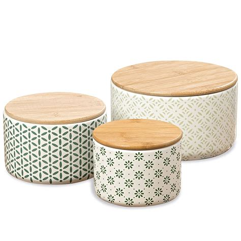 Ceramic Kitchen Canister by These 10 Canisters And Storage Jars Will Spruce Up Your