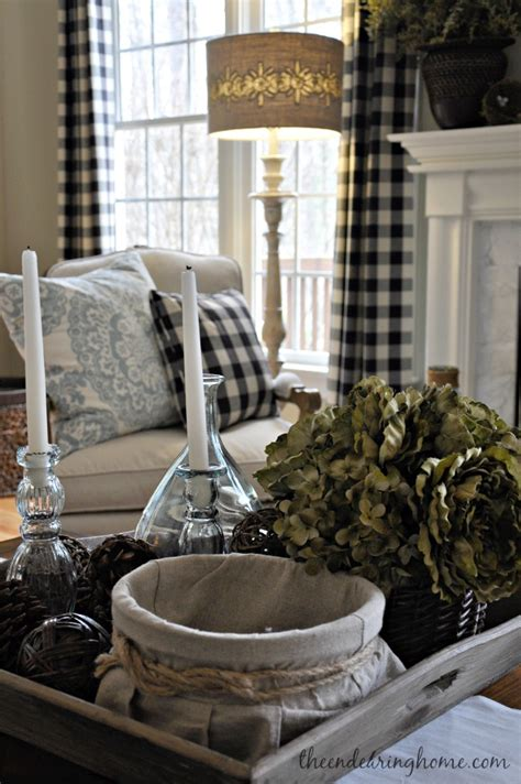 The Endearing Home by Updated Family Room Tour
