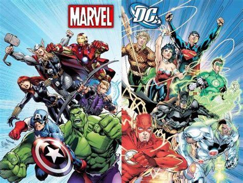 film marvel et dc comics marvel vs dc does it matter legends of windemere