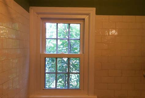 pvc window trim interior 4 shower trim options for rotten wood window trim
