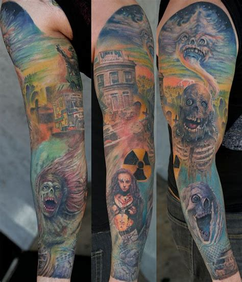 living dead tattoo designs 17 best images about horror i on