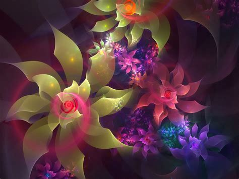 wallpaper flower portrait wallpapers 3d flowers wallpapers