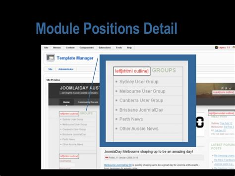 joomla creative inside joomla templates and design