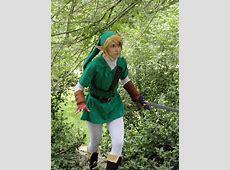 Otaku House Cosplay Idol » Mercedes / V Fire: Adult Link ... Zelda Ocarina Of Time Characters