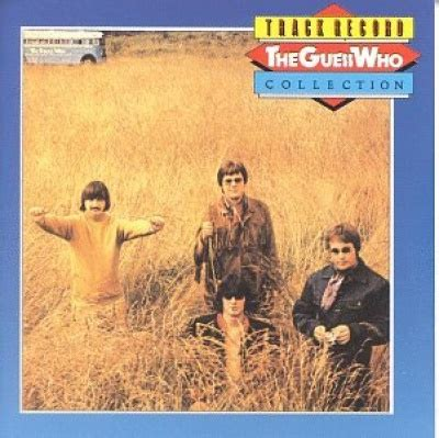 A Few New Babs I Guess 00 By Ufopilots On Deviantart Track Record The Guess Who Collection The Guess Who Songs Reviews Credits Allmusic