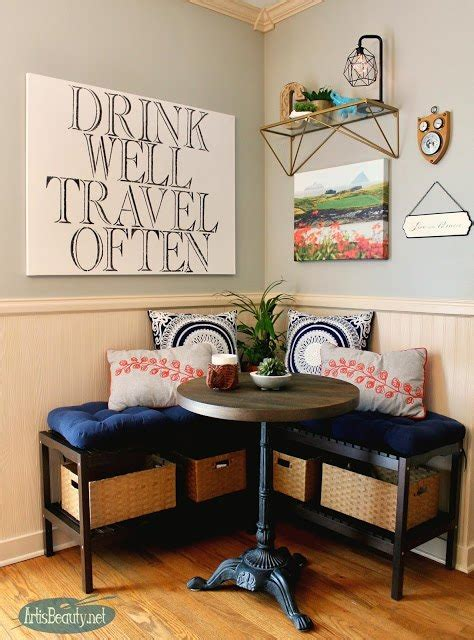 breakfast nook ikea how to create a breakfast nook using ikea benches hometalk