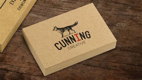 Craft Paper Business Cards - introducing 457mic kraft business cards the