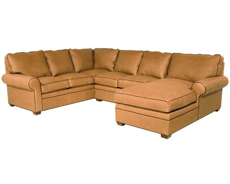 leather sectional sofa by classic leather sectional sofa