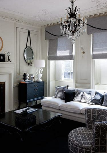 home decor black white inspiration