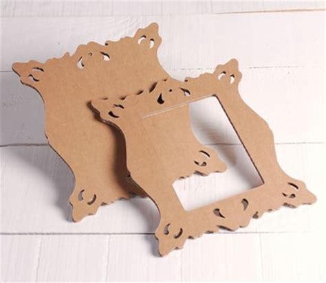 cornici di cartone per foto cornice quadrata in cartone per decorazioni