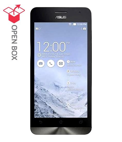 Ac Power Asus Zenfone 5 open box asus zenfone 5 t00j a501cg 16 gb white available