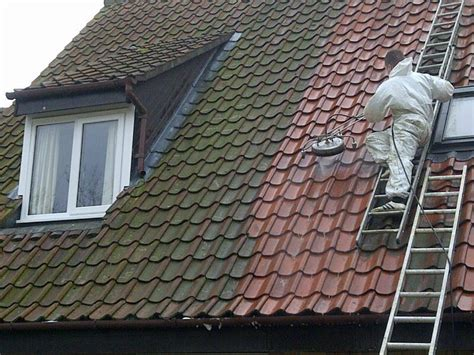 Roof Tile Paint Torch Leisure Exterior Wall Coatings Company In Bromsgrove Uk